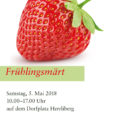 Herrliberger Frühlingsmärt